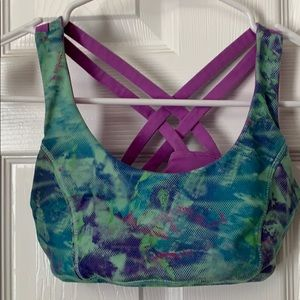 Ivivva girls sports bra